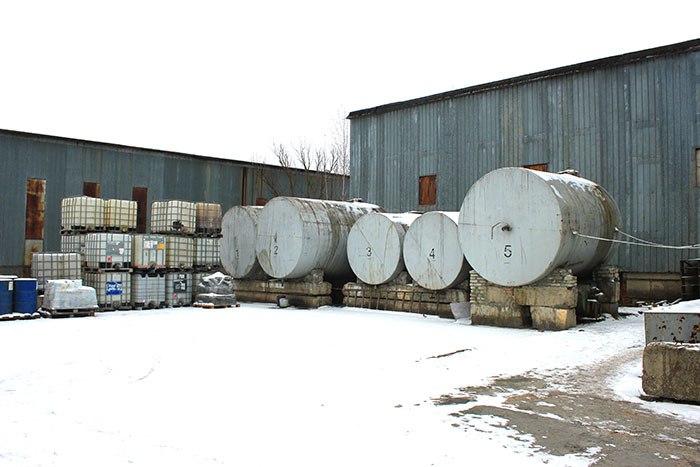 складское помещение 1150 м²