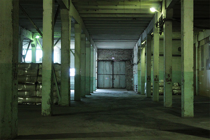 производственно-складское помещение 3096 м?