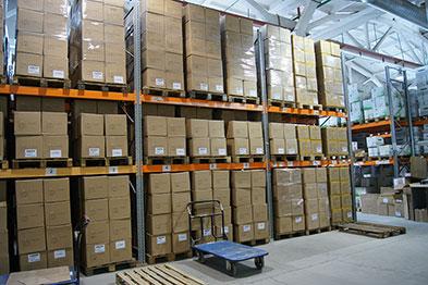 производственного помещения 4500 м²