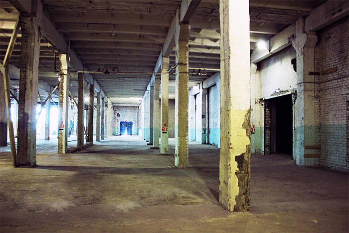 производственного помещения в Московском областе
