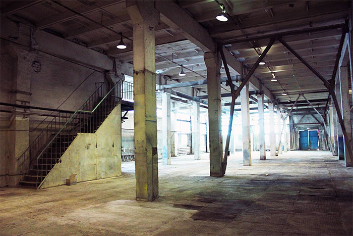 производственного помещения городе Егорьевск