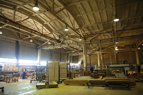 Склад в заводе АТИ